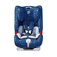 Baby first 宝贝第一 汽车儿童安全座椅海王盾舰队-星空蓝