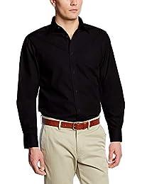 Lee 男士長袖正裝襯衫