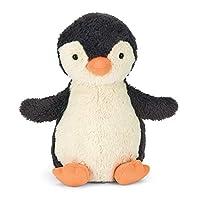 Jellycat Pippet 企鹅填充动物,中号,25.4 厘米