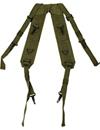 Olive Drab Combat H 风格 LC-1 *背带 负载轴承背带