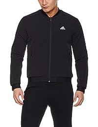 adidas 阿迪达斯 男式 运动型格 梭织夹克 JKT WV BOMB