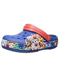 Crocs 卡骆驰儿童男孩和女孩狗狗巡逻队角色洞洞鞋