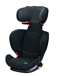 マキシコシ Maxi - Cosi 【日本正品*】 ロディフィックス Rodifix ISO 2-Fix 固定方式座椅儿童*座椅(适合4–12岁儿童 )  ブラックレイベン