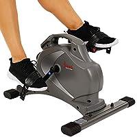 SUNNY HEALTH&FITNESS 家用静音磁控迷你脚踏健身车 SF-B0418 【手脚两用 康复优选 送老人】