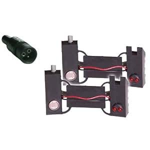 Sensor-1 PS-SS 花盆传感器,带密封加农炮连接器 2 件装 PS-SS-2