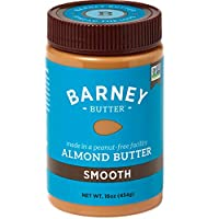 Barney Butter Almond Butter, Smooth, 16 Ounce