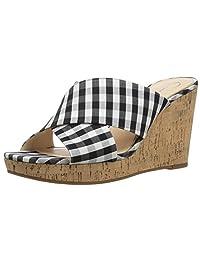 Jessica Simpson 女士 Seena 坡跟凉鞋
