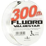 YAMATOYO山田玉(YAMATOYO) 碳素线 碳氟树脂增压器 300m 0.8号 3lb 透明