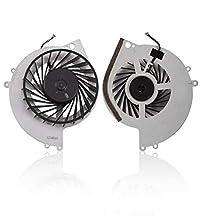内部冷却风扇替换件 适用于 SONY Playstation 4 PS4 CUH-1000 CUH-1100 CUH-10XXA CUH-11XXA CUH-1115A 500GB,KSB0912HE DC12V
