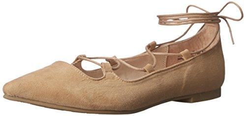 CHINESE LAUNDRY 女士系带平底芭蕾鞋