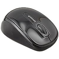 マイクロソフト マウス ワイヤレス/小型 ブラック Wireless Mobile Mouse 3500 GMF-00422