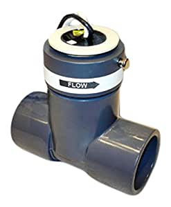 Irritrol FS-300 Schedule 80 PVC 阻塞器式 7.62 厘米尼龙流量传感器