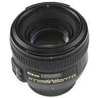 尼康 AF-S 50mm f/1.4G自动对焦镜头  镜头