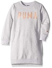 Puma 女童羊毛连衣裙