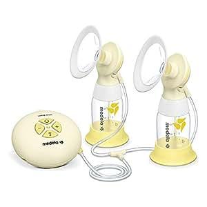 Medela 美德乐 电动吸奶器Swing Maxi Flex,双侧抽泵,创新技术更高效