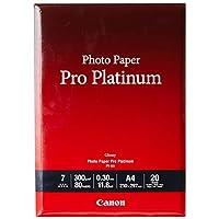 Canon 佳能 优质专业照片纸 PT-101 A4(20)