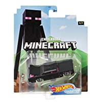 Hot Wheels 2020 Minecraft 游戏 1/64 角色汽车 - Enderman 汽车 (2/7)