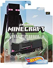 Hot Wheels 2020 Minecraft 游戏 1/64 角色汽车 - Enderman 汽车 (2/7)