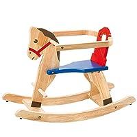 Slow Toys Selegiochi 摇马,棕色,蓝色,红色,nv39582