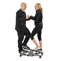 Sunny Health & Fitness Tandem Stepper 阶梯机器,带液晶显示器 - SF-S0855