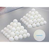 樱花贸易(SAKURAI) Calflex 乒乓球 球 球 训练用 120球 白色 CTB-120 WH