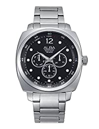ALBA 雅柏 ACTIVE 石英男士手表 AP6241X1w 精工旗下品牌 亚马逊自营