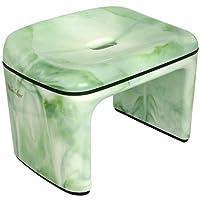 Water Land 浴室椅 角 LX 绿色 サイズ:31.5×21.5×23cm -