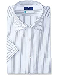 Flexjapan 超?形態穩定 襯衫 短袖 Spano Cool 高透氣 衣領不易沾漬 DHBR77 男士