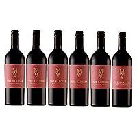 【亚马逊直采】Murray Street Vineyards 慕瑞斯巴罗萨红葡萄酒750ml*6(整箱装)(构成西拉,歌海娜和慕尔韦德)(亚马逊进口直采红酒,澳大利亚品牌)自营精选