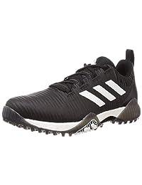 Adidas 阿迪达斯 高尔夫球鞋 阿迪达斯 男士 コアブラック/ホワイト/ダークソーラーグリーン 26.5 cm