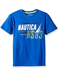 Nautica 男童 T 恤
