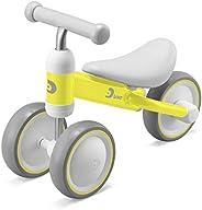 Ides D-bike mini Plus 黄色