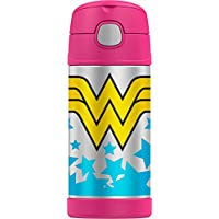 Thermos Funtainer 12 Ounce Bottle Wonder Woman