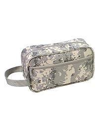 nissin Digital Camo Overnight Toiletry Bag