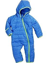 schnizler 婴儿棉衣整体轻质棉连帽防雪