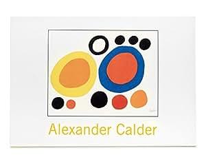 明信片装饰盒,Calder Note Box,多色