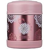 THERMOS 膳魔师 高真空不锈钢焖烧罐F3001-LC6 粉色