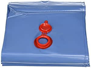 Robelle 3810-20 Premium 20g. Single-Chamber 10-Foot Blue Winter Water Tube For Swimming Pool Covers