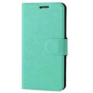 FANSPDA 联想S650手机套 联想S658T手机壳 联想s650皮套 S658T保护套外壳 【致彩系列】牛奶绿