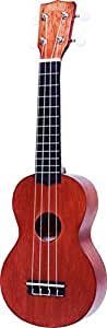 Mahalo Ukuleles MK1PLTBR Kahiko Plus 系列高音尤克里里琴