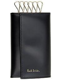 Paul Smith 男式 矩阵钥匙包 ATXC-1981-W761 79-黑色 18.5*2*10.5cm