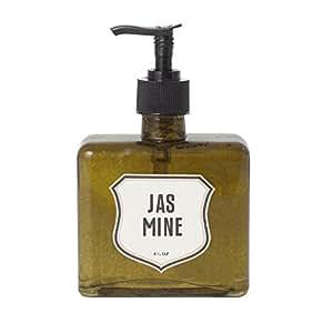 Izola 天然香味舒缓保湿液体皂 Jasmine 8.5 oz. 4901