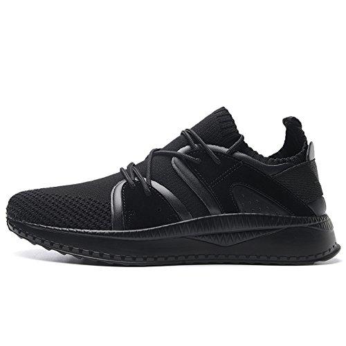 美国FOLOMI 男鞋 女鞋 秋季飞织运动鞋 男透气 休闲潮 鞋子 网面跑步鞋