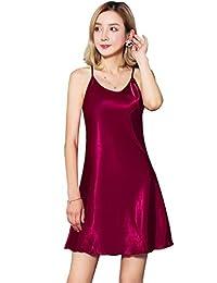 BIEZHIFUK 别致復刻 夏季女士吊带 女款背心女装打底衫荷叶下摆舒适吊带裙 AXJ1601