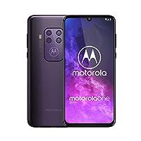 Motorola 摩托罗拉 One Zoom | 解锁 | 仅限 GSM | 4 GB | 48MP | 2019 | 紫色