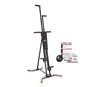Maxi Climber 垂直登山有氧运动机,由 New Image 出品 N/A 黑色 400-001-986 1