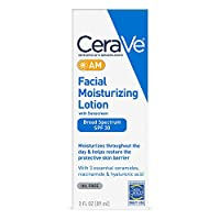 CeraVe PM 面部保湿乳液 3 盎司(约 89 毫升),夜用型 3盎司