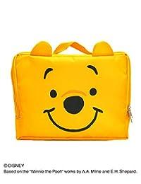 Disney(迪士尼) 旅行收纳包 s(维尼)黄色 S
