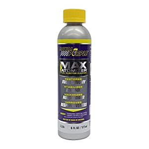 ROYAL PURPLE 紫皇冠 全合成电喷系统清洗剂 177ml (适合电喷缸内直喷发动机 高含量全合成成份聚醚胺一瓶解决问题显著大幅减小油耗 提升动力 怠速抖动 可以长达5000公里)