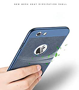 iPhone 手机壳 10、x、8、8 Plus - 超薄 - 优雅奢华风格 - 专为散热而设计 iPhone 8 蓝色
